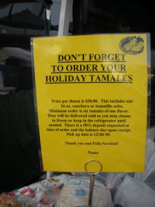 tamale info