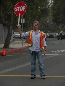 Henry Czerny, Mar Vista's Celebrity Crossing Guard