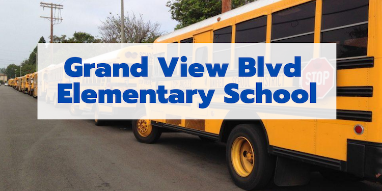 Grand View Blvd Elementary School