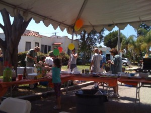 Mar Vista Mom's Ten Tips for a great block party