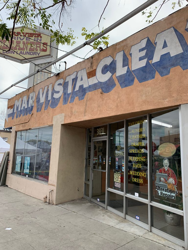 Mar Vista cleaners