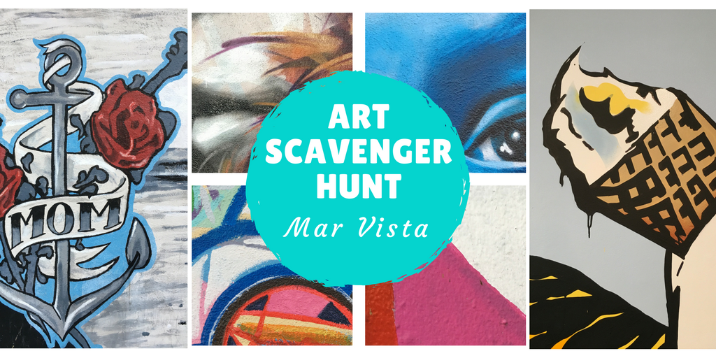 Art Scavenger Hunt